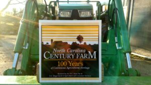 Cover photo for Agriculture Roots Run Deep in Rowan County