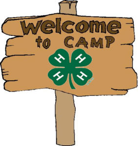 Cover photo for Rowan County 4-H Attending 4-H Camp: June 28-July 3, 2020