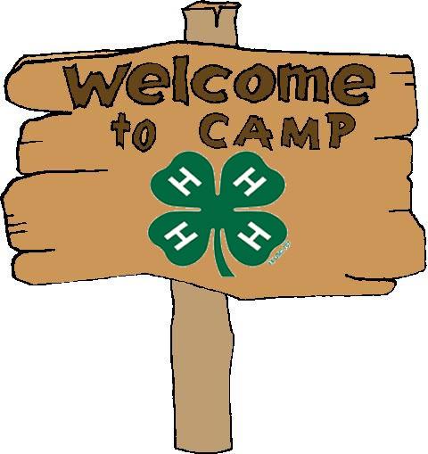 4-H camp logo image