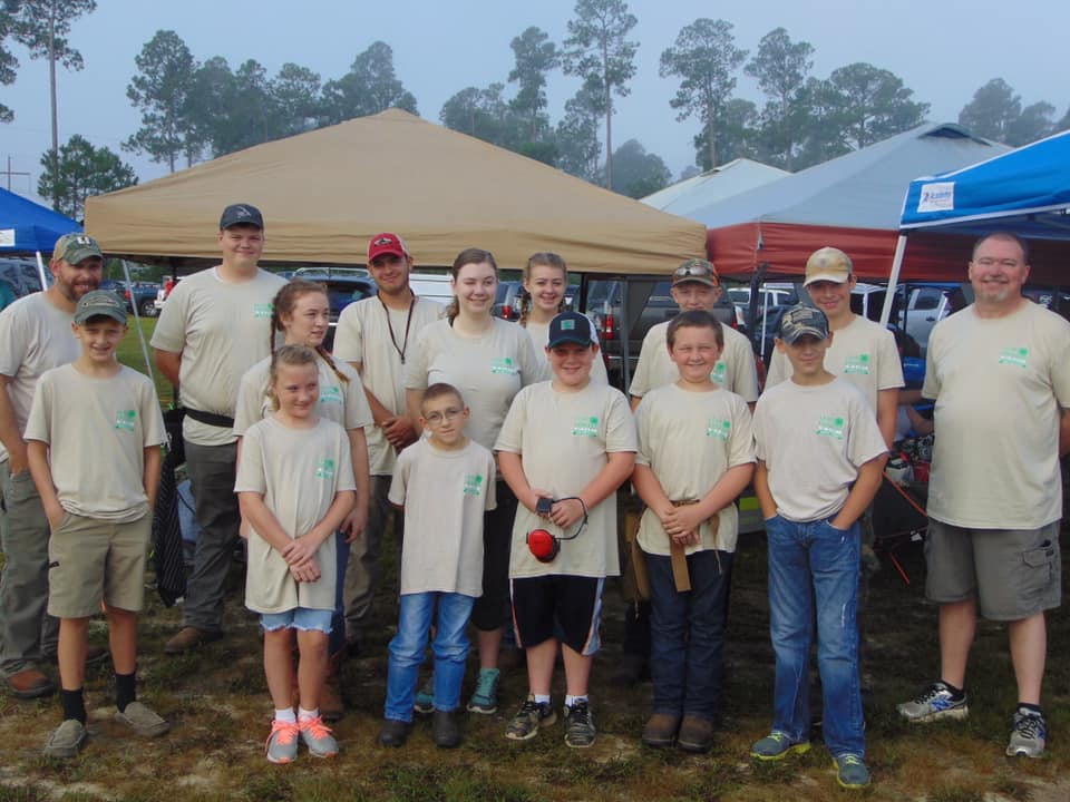 4-H Shooting Sports competition