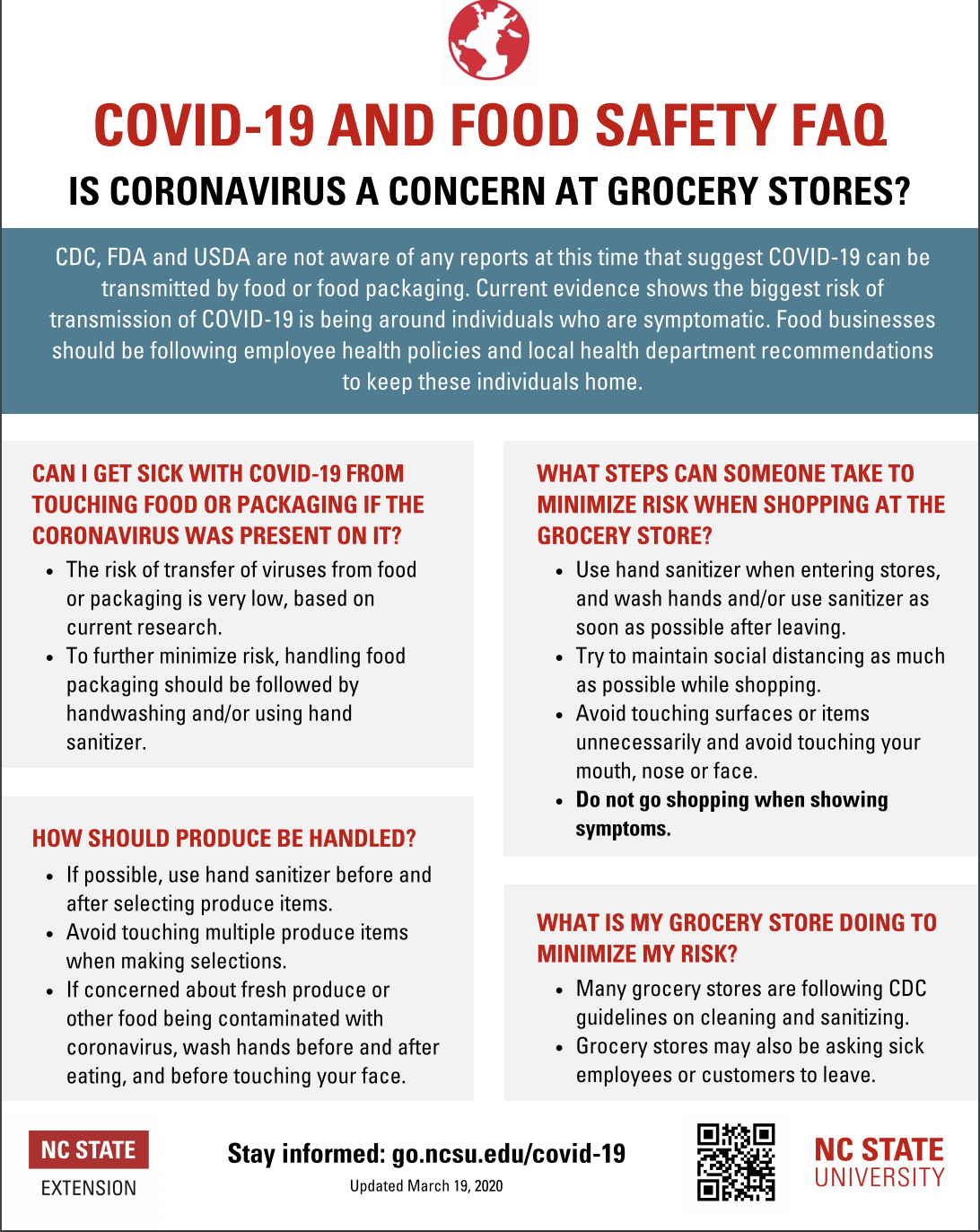 Concern at Grocery Store flyer image