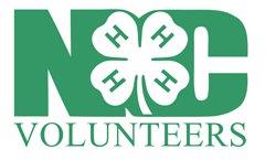 NC 4-H volunteers