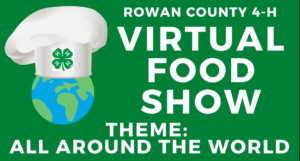 All around the world food show theme