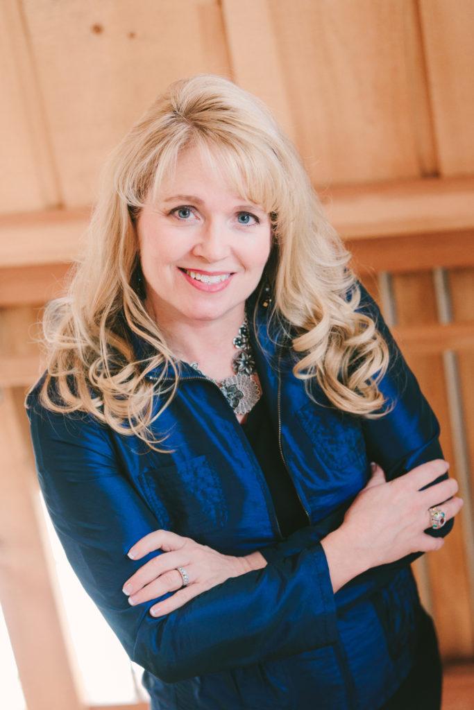 portrait of Michele Payn