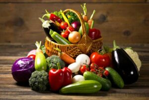 Cover photo for June Is National Fresh Fruit and Vegetable Month