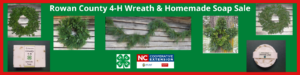Cover photo for 4-H Wreath & Homemade Soap Sale